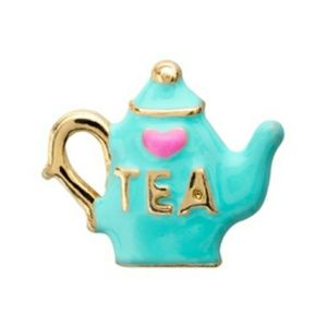 Origami Owl Tea Pot Charm